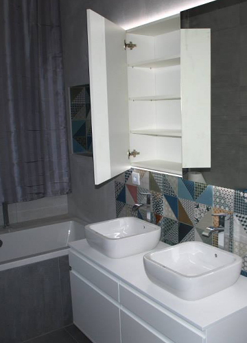 Kúpeľnový nábytok